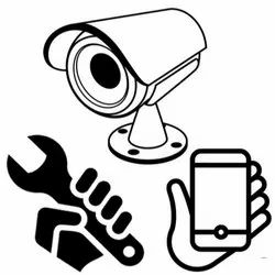 CCTV AMC Services, For Commercial