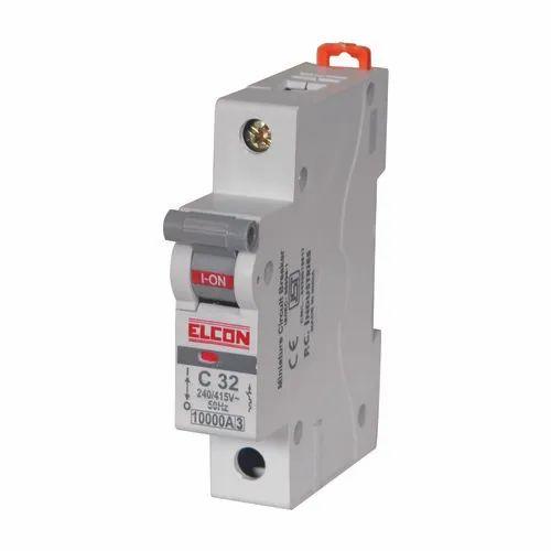 ELCON 32A Single Pole MCB