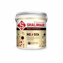 Silk Emulsion Paint
