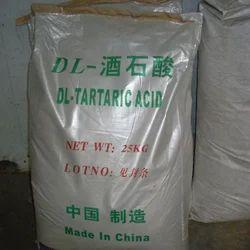 DL Tartaric Acid Anhydrous