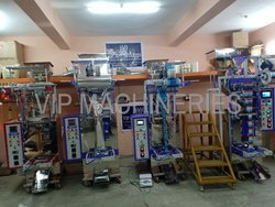 Rava Urundai Packing Machine
