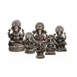 G004 Metal Lord Ganesha