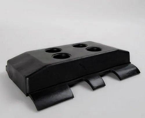 Volvo Rubber Track Pad