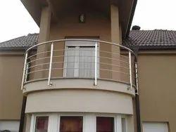 S S Balcony Railing