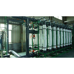 Waste Water Ultra Filtration Plant