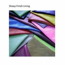 Plain Sheep Leather