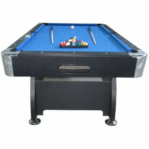 Folkekære Play City Blue Pool Table, पूल टेबल्स - Tifs India WP-43