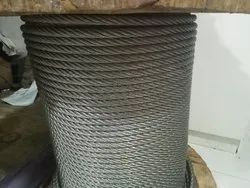 Stainless Steel Wire Rope 304 Grade