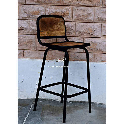 Magnificent Vintage Indian Furniture Industrial Bar Stool Chair Machost Co Dining Chair Design Ideas Machostcouk