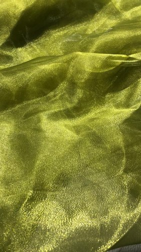 Organza Grey Fabrics