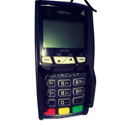 Ingenico MPOS Machine
