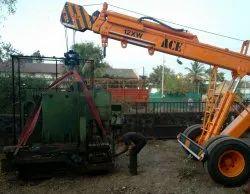 MACHINE Shifting & Installetion Work