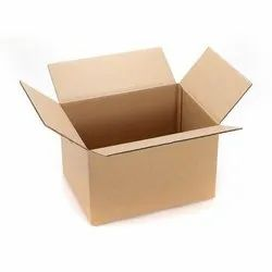 Corrugated Shipping Box, for Packaging, Box Capacity: 1 to 50 kg