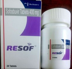 Resof / Sofosbuvir Tablet 400 Mg