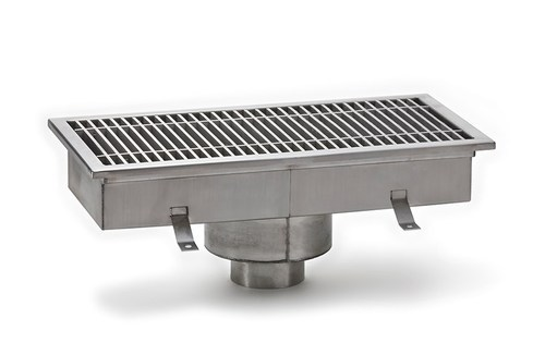 Drain Grating Systems - SS Floor Grating Manufacturer from
