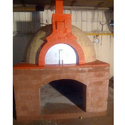 Brick Lined Wood Fired Oven