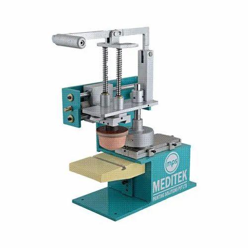 Manual Handy Pad Printing Machine