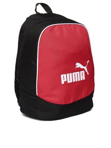 Puma Black Blue Red Team Laptop Backpack Art 07494802 bd7cece6d8445