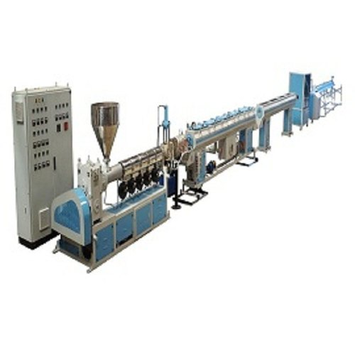 JJ INDUSTRIES Pipe Extruder Hdpe Ldpe Co-extrusion Production Line