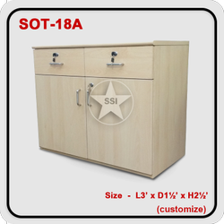 Low Height Storage Cabinets