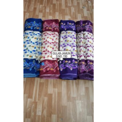 Cotton Printed Curtain Fabric, GSM: 50-100