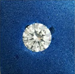 2ct Diamond G VVS2 Round Brilliant Cut IGI Certified TYPE2A Stone