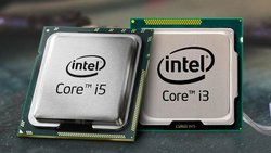 Quadcore Intel i3 2nd Gen Processors with Warranty