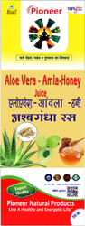 Aloe Vera Amla Honey Ashwagandha Juice 1000 ml
