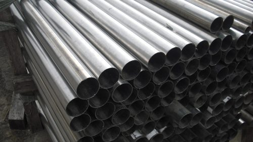 Nascent Stainless Steel 409L Pipes