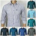 Mens Strips Shirts