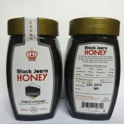 Black Jeera honey