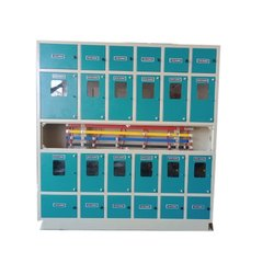Mild Steel (MS) Service Multi Meter Box