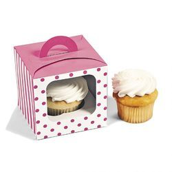 Printed Cake Packaging Box