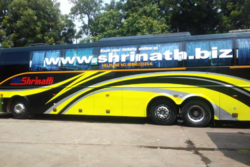 Bus Service For All Over India