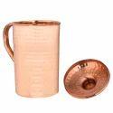 Hammered Copper Jug