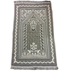 Multicolor Modern Prayer Mat, Size: 70*110 cm