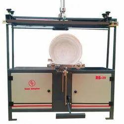 Manual Round Bucket Printing Machine, Model Name/Number: EE-MR20, 220-250 V