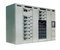 3 - Phase Electric Control Panel, for Power Distribution