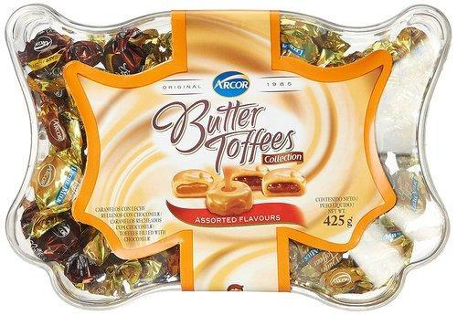 Arcor Butter Toffee 425 g Assorted