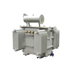 Three Phase Oil Cooled 1500 KVA Electrical Power Transformer, For Electricity Distribution