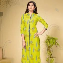 Daily Wear Cotton Kurti