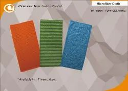 Microfiber Cloth -  Tuff Cleaning ( In Patterns)