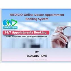 Online Doctor Appointment Booking System Software