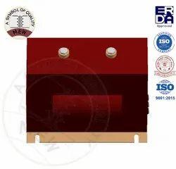 11KV Epoxy Resin Cast Indoor type Current Transformer 100-200/5-5A