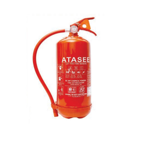 ATASEE Red ABC Dry Powder Fire Extinguishers, For Office, Capacity: 2Kg
