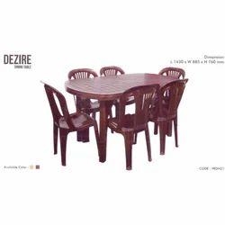 23++ Plastic dining table set price list Inspiration