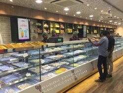 Rectangular Sweet Display Counters