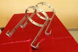 Titanium Anode Hook