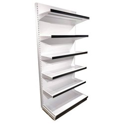 5-7 feet Metal Six Shelve Display Rack, Warranty: 1 Year