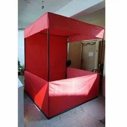 Plain Canopy Demo Tent